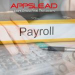 R12.x Oracle Payroll Fundamentals