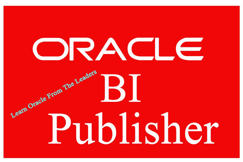 BI Publisher