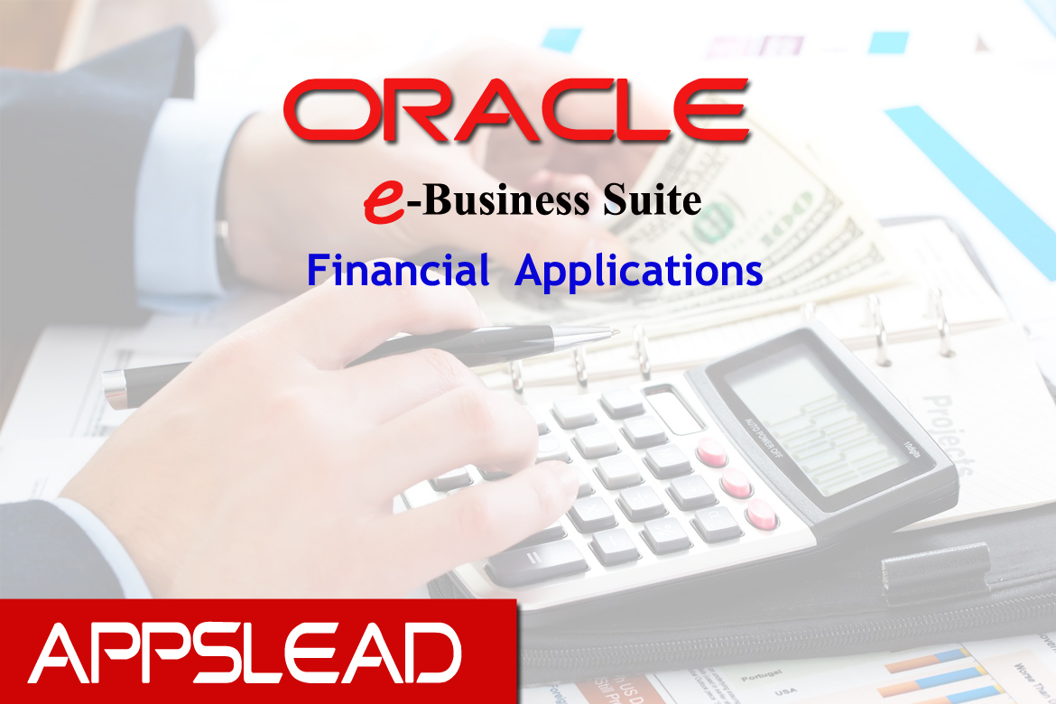 Oracle Applications Financial Track