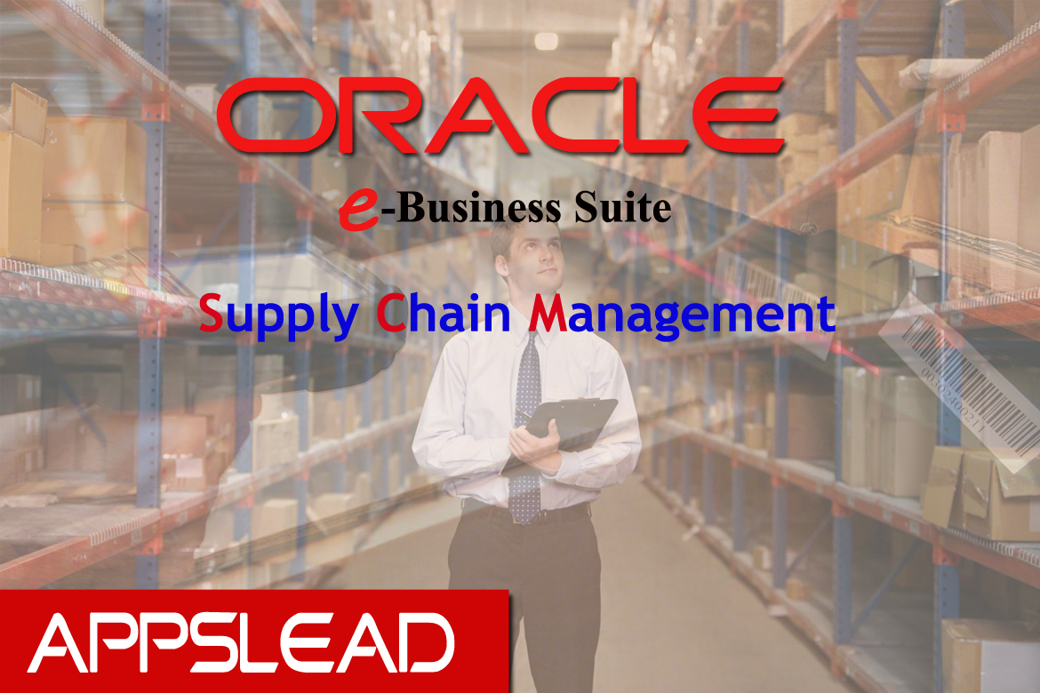 Oracle Applications Supply Chain Management