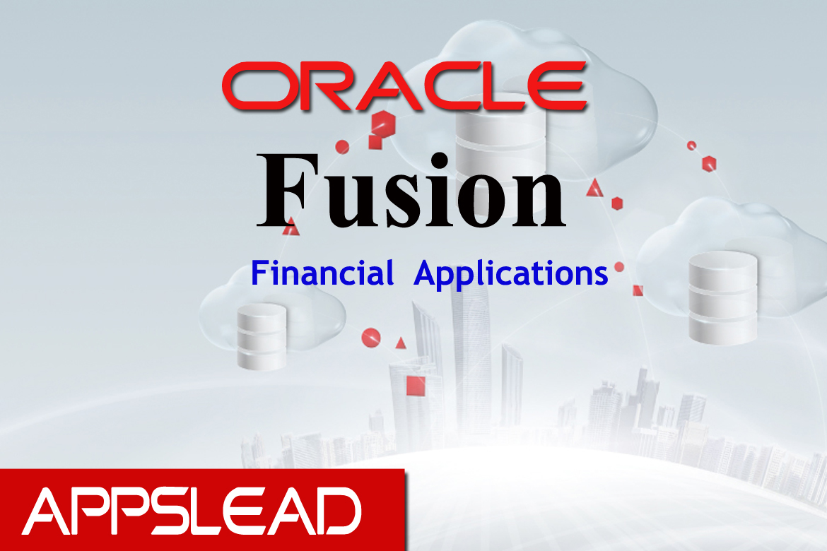 Oracle Fusion:Financial Applications Track