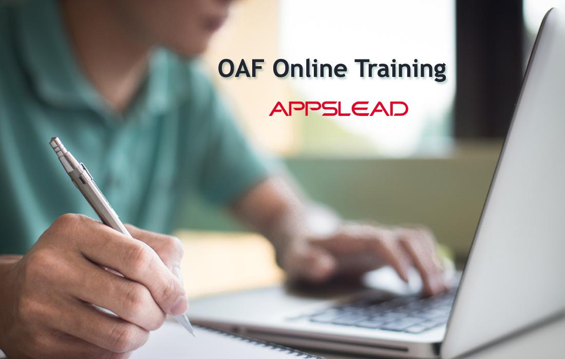 OAF Developer Track (Full Package)